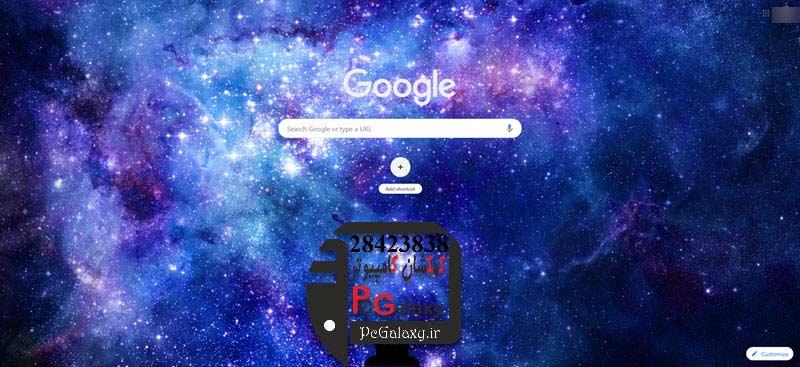 نحوه تغییر تم افزودن و حذف تم در گوگل کروم Google Chrome