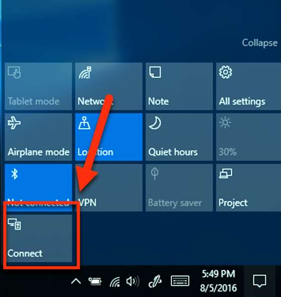 اتصال لپ تاپ به تلویزیون به صورت بی سیم