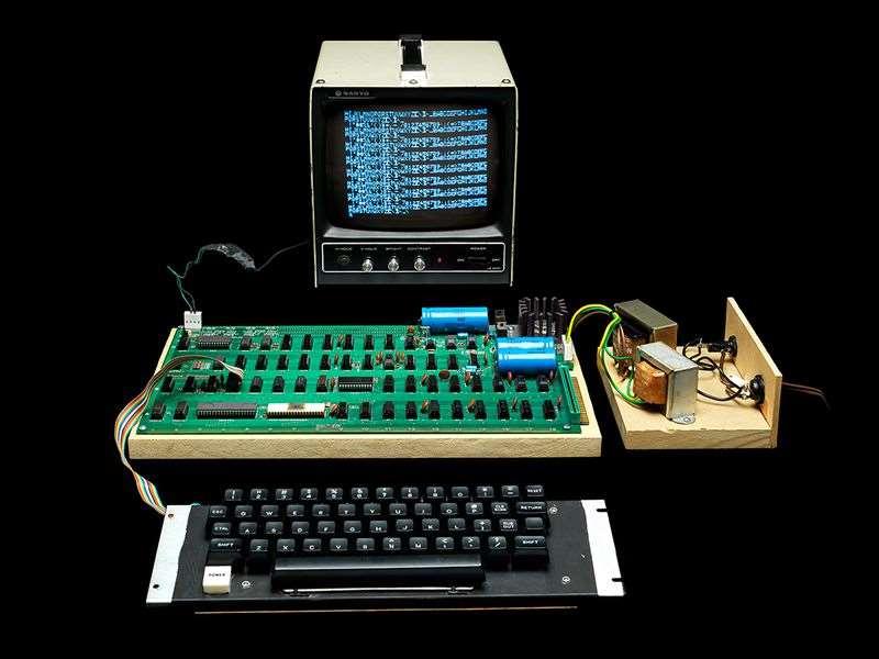 تاریخچه پیشرفت علم کامپیوتر