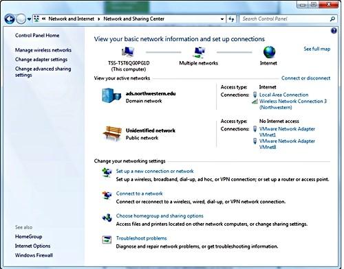 آموزش به اشتراک گذاری اینترنت در ویندوز 7 (ICS)