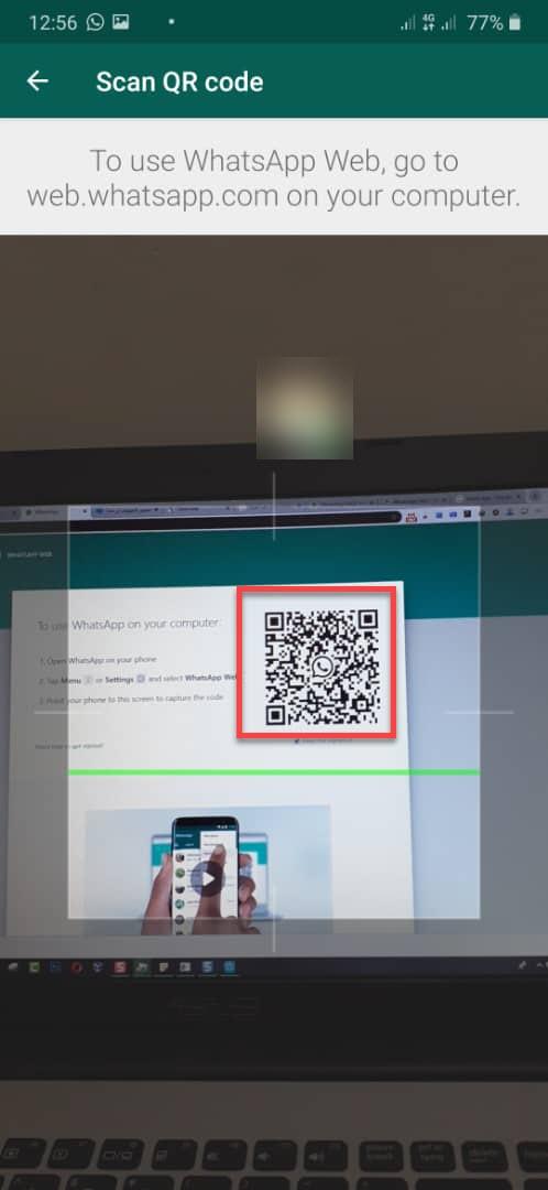 روش اجرای واتس اپ روی کامپیوتر