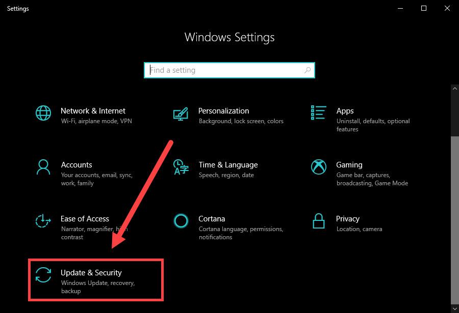 آموزش نصب درایور ویندوز 10